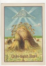 Unser Taeglich Brot 1927 Germany Postcard J Brucke / Werner Klotz 350b
