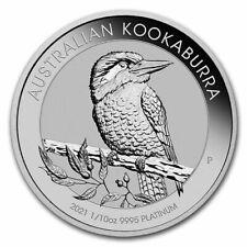 KOOKABURRA VOGEL / AUSTRALIEN - PLATIN - PLATINMÜNZE - PLATINBARREN - SELTEN