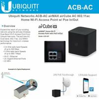 Ubiquiti ACB-AC airCube Wireless-AC1167 Dual-Band Wi-Fi AP international Version