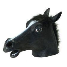 Maschere neri per carnevale e teatro gomma , prodotta in Cina