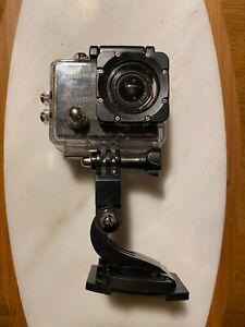 CamPark Xtreme I+ Ultra HD 4K Action Camera - Black