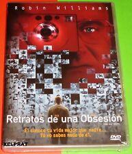 RETRATOS DE UNA OBSESION / ONE HOUR PHOTO -DVD R2- English Español Precintada