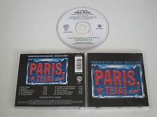 RY COODER/PARIS, TEXAS - ORIGINAL MPS(WARNER BROS. 7599-25270-2) CD ALBUM