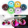 Skateboard Longboard Wheels Wheel LED Light up Flashing Luminous Cruiser Parts