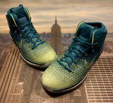 Nike Air Jordan XXXI 31 Rio Green Abyss/Ghost Green Mens Size 9.5 845037 325 New