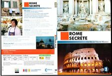 DVD Rome secrete | Documentaire | <LivS> | Lemaus