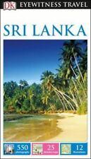 DK Eyewitness Travel Guide: Sri Lanka (Paperback or Softback)