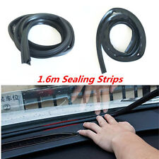 1.6m Soundproof Dustproof Sealing Strips For Auto Car Windshield Dashboard Edges