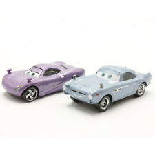 Disney Pixar Cars Finn McMissile and Holly 2pcs Metal Cars New No Package