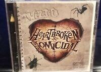 Twiztid - Heartbroken & Homicidal CD 2010 insane clown posse anybody killa icp