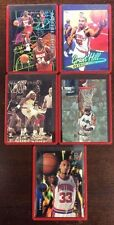 NBA Basketball 5 Card Lot Rigid Plastic Sleeves Ungraded ShopTradingCards.com