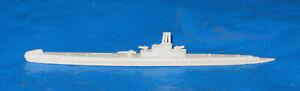 PL U-Boot ORZEL, Delphin, Metall, 1:1250