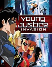 Young Justice: Invasion: Season 2 (2 Discs - Blu-ray 2012)