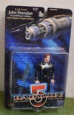 Exclusive Premiere Babylon 5 Captain John Sheridan No 20013 Action Figure