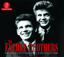 The Everly Brothers : The Absolutely Essential 3CD Collection CD (2012)