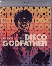 Disco Godfather Blu Ray DVD 1979 Rudy Ray Moore Vinegar Syndrome
