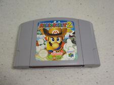 Mario Party 2 N64 Spiel nur das Modul