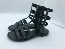 Chinese Laundry Gemma Gladiator Sandals (2009) Lizard Black Size 6.5M