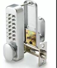Sbl300 Satin Chrome Securefast Mechanical Digital Lock