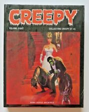 Creepy Archives Vol. 8 Dark Horse Books Hardcover NEW Graphic Novel Comic Book