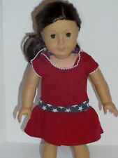 """Bathing suit and cover 18"""" doll clothing fits American Girl"""