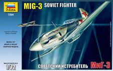 Zvezda 1/72 MiG-3 # 7204