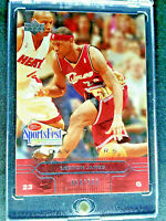 LeBRON JAMES 2004 Upper Deck SportsFest #SF1 /500 SP RARE, 2nd Year! CAVS