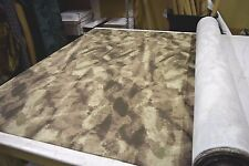 "A-TACS AU POLY COTTON TWILL CAMOUFLAGE FABRIC MILITARY SPECS 50""W CAMO BTY"