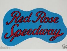 Paul McCartney Wings Rickenbacker Bass Red Rose Speedway Decal F͏r͏e͏e Shipping