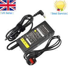 FOR 19V 3.42A AC-DC Laptop Charger ACER PACKARD BELL MODEL MS2384 + CORD DC UK