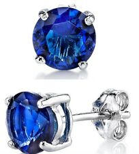 1.5ct Sapphire Stud Earrings