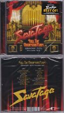 SAVATAGE: STILL THE ORCHESTRA PLAYS 2 CD NEW