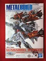 METAL BUILD GUNBARREL STRIKER BANDAI Japan import