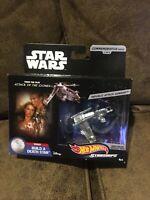 Hot Wheels Star Wars Starships Commemorative Series Republic Attack Gunship NEW