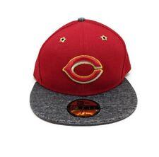 New Era Cincinnati Reds 59FIFTY MLB '16 All Star Game On Field Cap Sz 7 1/4 NWT