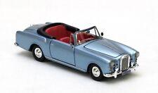 "Alvis TD21 DHC ""Blue Metallic"" 1960 (Neo Scale 1:87 / 87345)"