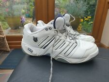 K-Swiss SS Shock Spring Indoor Carpet Tennis Shoes Size 10. Used. VGC. £25.00