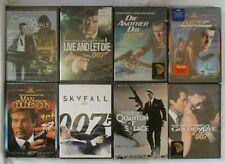 JAMES BOND 007 COLLECTION 8-DVD SET - BRAND NEW