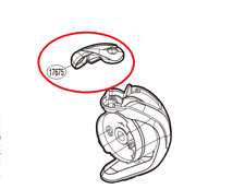 Shimano Abalone Arco Para Carrete Stradic CI4+2500FB Bail Brazo RD17675