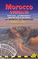 Morocco Overland Route Guide - From the Atlas to the Sahara: 4W... 9781905864898
