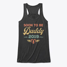 Funny Soon To Be Daddy New Baby 2019 Bella Flowy Tank Tanktop