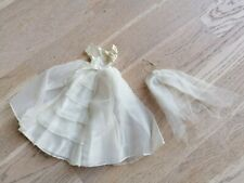 Barbie vintage Kleid Outfit Brides dream, 60er