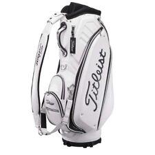 TITLEIST CB842 Men's Caddy Bag 9.5 x 47 inch 4.6kg White CB842-WT