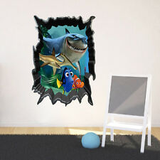 Removable Finding Nemo Wall Sticker Decal Home Decor Children Nursery Room