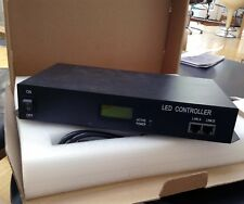 LED Controller - LED Control Box - AC100V - 240V - 2 Ethernet Ports