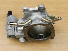 99-02 Jaguar S Type 4.0 Throttle Body To Inlet Manifold Adaptor + Bypass Valve