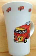 Leonardo Fine bone china mug  Mercedes camper-van 120 mm H x 85 mm Rim