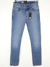 DC Shoes Boys Jeans Skinny Fit Blue Size W26 L25