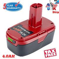 New For Craftsman C3 XCP Li-Ion Diehard Compact Battery 35706 130211022 PP2011
