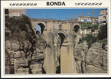 Spain Postcard - Ronda - Puente Nuevo Sobre El Rio Tajo  LC4786